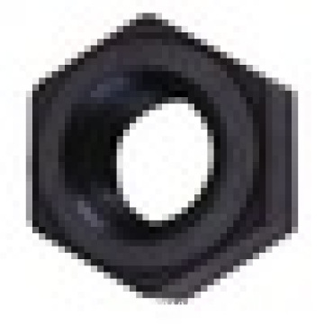 Black Oxide Finish Alloy Steel Heavy Hex Nut